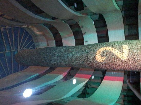 Gran Hotel Domine Bilbao: Recepción