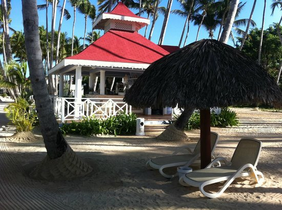 Luxury Bahia Principe Bouganville Don Pablo Collection : Bar de la plage