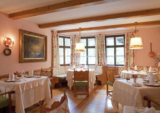 Gourmetrestaurant Kupferstube im Tennerhof Gourmet & Spa de Charme Hotel: Gourmetrestaurant am Tennerhof