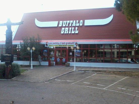 L 39 entr e picture of buffalo grill nimes tripadvisor - Buffalo grill villenave d ornon ...