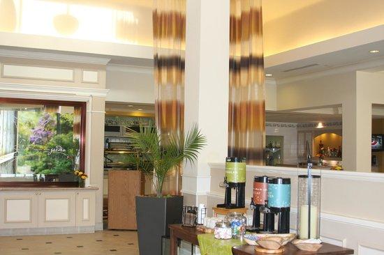 Hilton Garden Inn Elmira / Corning: Lobby
