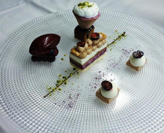 Gourmetrestaurant Hotel Tennerhof: Gourmetrestaurant am Tennerhof