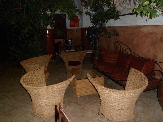 Ryad Dar Ganou: salon