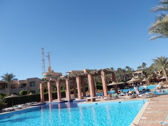 Tamra Beach : una delle piscine