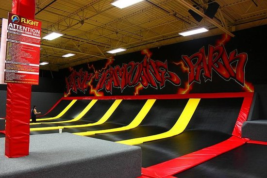 ‪‪New Britain‬, كونيكتيكت: 13,000 square feet of Trampolines‬