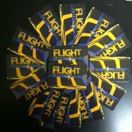 Flight Trampoline Park: Gift cards available in store
