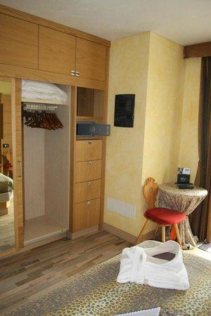 Alp & Wellness Hotel Mota: Camera