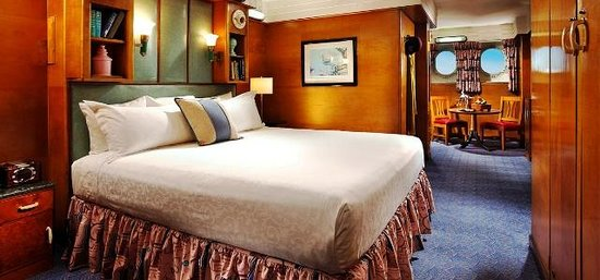 The Queen Mary: Room on Queen Mary