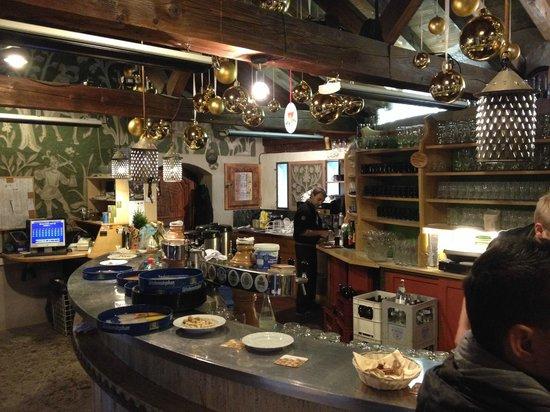 Braugarten Giardino Forst: bar