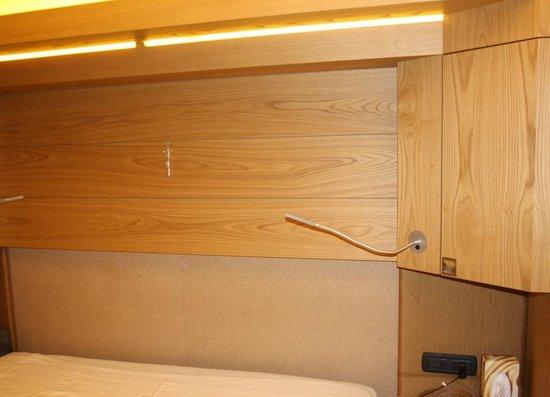 Alp & Wellness Hotel Mota: Pezzo di camera mancante 2