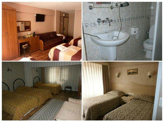 Hotel Nezih: Комнаты .