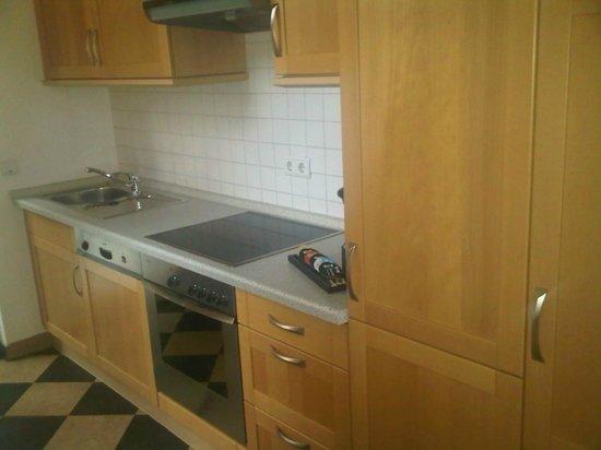 Louisa's Place: Cucina