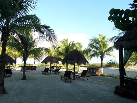 Villas HM Paraiso del Mar : Zona de playa
