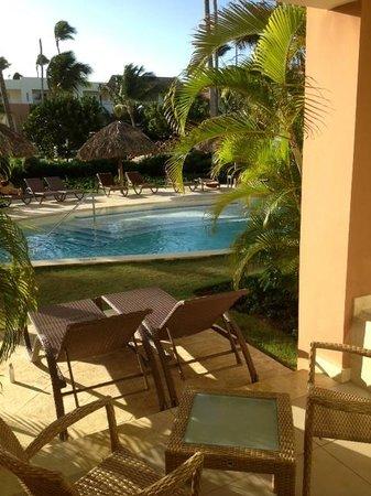 Secrets Royal Beach Punta Cana: Swim Up room