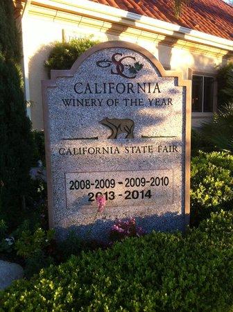 South Coast Winery Resort & Spa : South Coast Winery