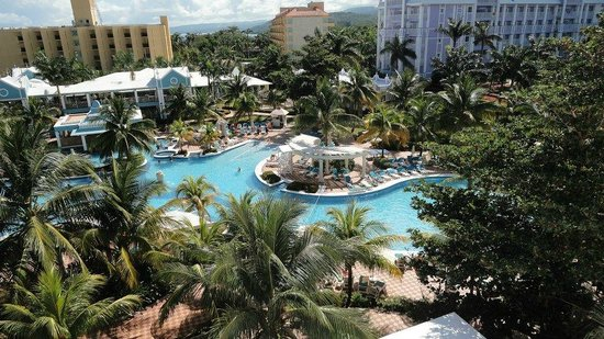 ClubHotel Riu Ocho Rios: View from room