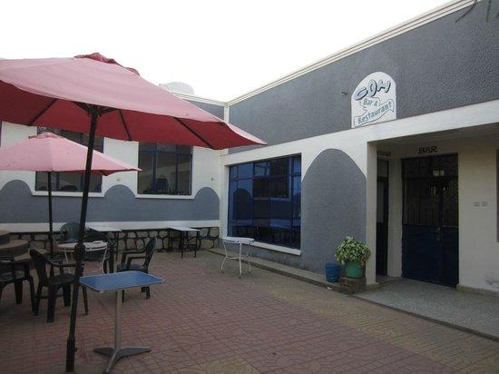 Goh Hotel : Restaurant