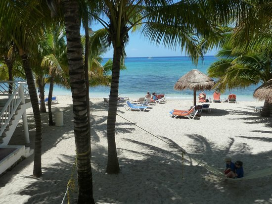 Sunscape Sabor Cozumel: view from our room