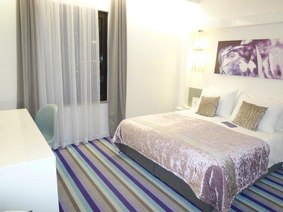 Hotel Luxe : 客室全体