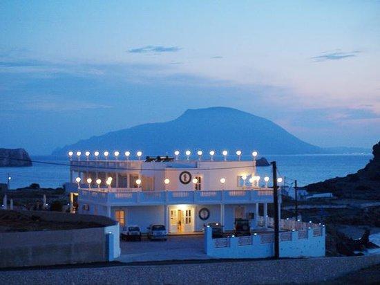 Athena Pallace Hotel: beautiful and amazing view of athena palace!