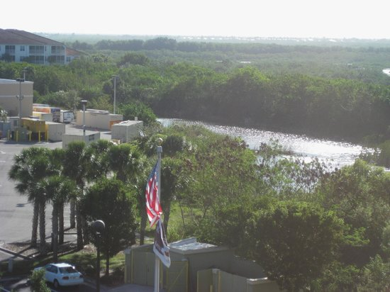 Residence Inn Fort Myers Sanibel : 6th floor view