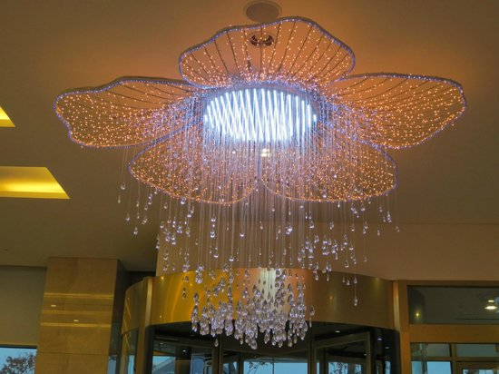 Lotte City Hotel Gimpo Airport: Lobby Lighting