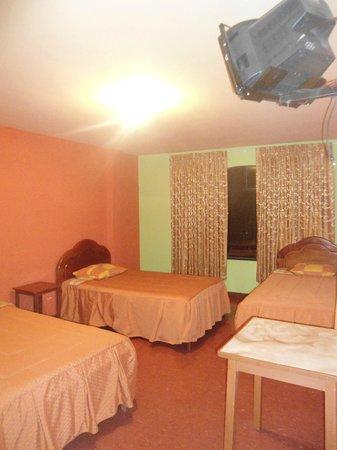 Olas del titicaca: Habitaciones triples