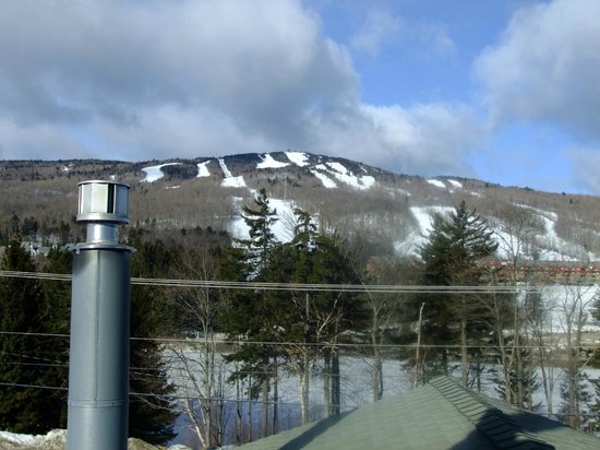 Inn at Mount Snow : The view