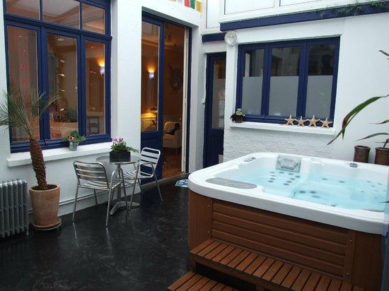 La Maison Bleue de Lille : L'espace Spa