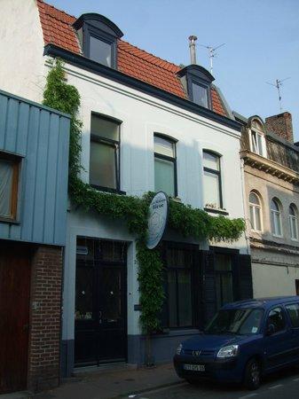 La Maison Bleue de Lille : Nous trouver