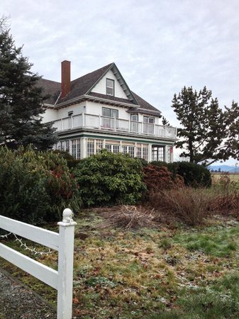 The Armstrong House : The B&B