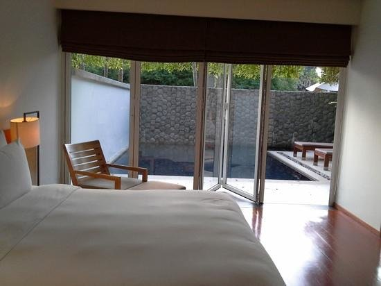 The Chava Resort: Master bedroom