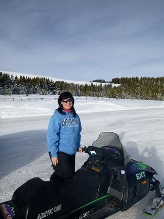 Bear Lodge Resort: Angie