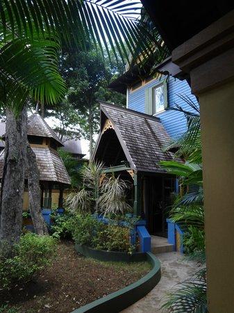 Hermosa Cove - Jamaica's Villa Hotel: My Coconut Suite