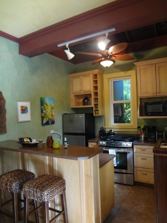 Hermosa Cove - Jamaica's Villa Hotel: Kitchen in Coconut suite