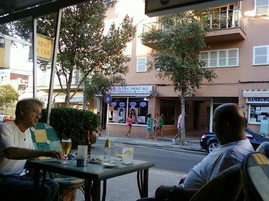 Bar Piccadilly: Посетители