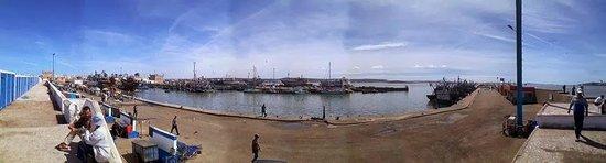 Hotel des Iles: Porto del Pesce