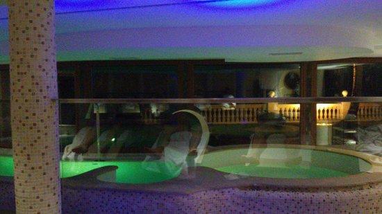 Hotel Nixe Palace: Le spa
