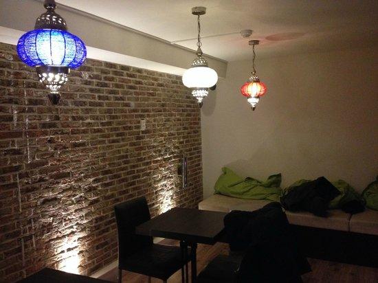 Rembrandtplein Hotel: Saletta Fumatori