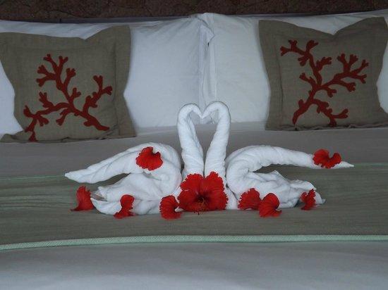 Raffles Seychelles: Welcome