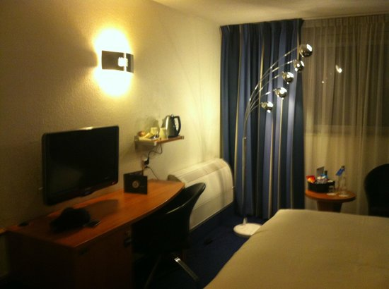 Inntel Hotels Amsterdam Centre: Superior Room, 1 King Bed