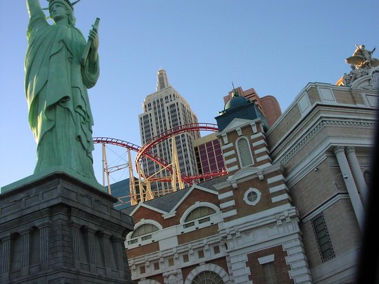 Polo Towers Suites: New York New York Casino
