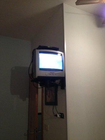 Hotel Le Petit: Tv