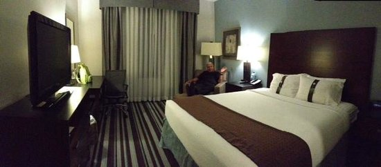 Holiday Inn Irvine Spectrum: other room shot, pano hopefully