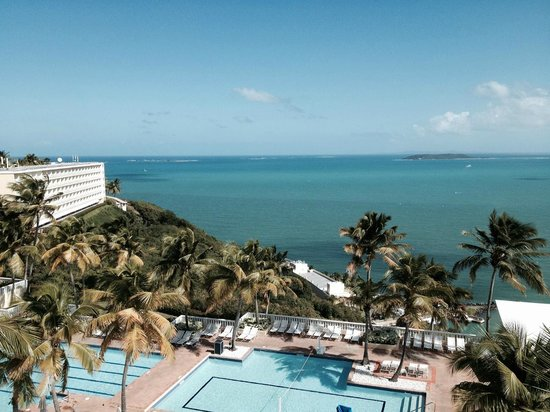 El Conquistador Resort, A Waldorf Astoria Resort: View from the room