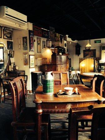LaoShangHai ChaGuan: Old Shanghai Teahouse