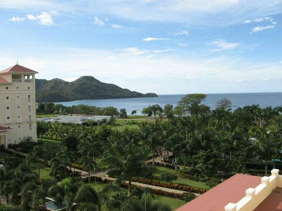 Hotel Riu Guanacaste: View from our room!