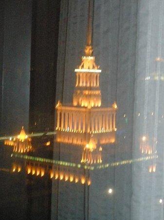 Shanghai JC Mandarin Hotel : view from room to next door building