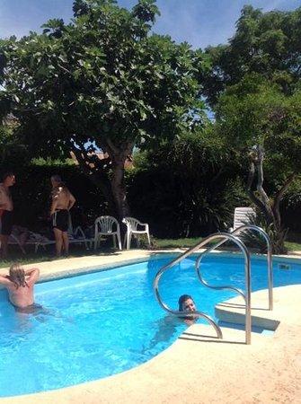 Posada del Angel : piscina