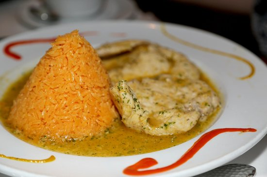Cabana Restaurant: Chicken